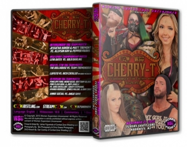 【取り寄せ】WSU Cherry-T DVD