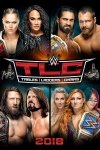 WWE TLC 2018 DVD
