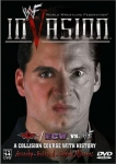 WWF Invation DVD