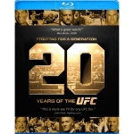20 Years of the UFC ブルーレイ