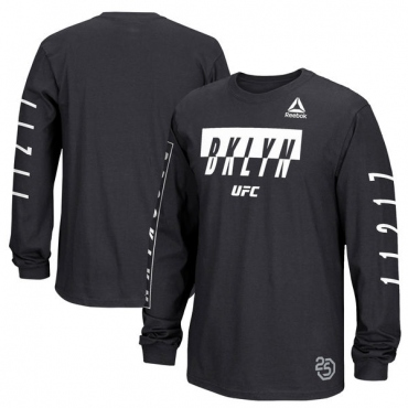 【予約】UFC 223 Official Weigh-In 長袖 Tシャツ