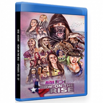 【取り寄せ】Rise ライズ Row On The Rise Ep.23-27 DVD