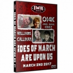 IWAミッドサウスThe Ides of March are Upon Us DVD