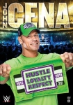 WWE ジョン・シナ Hustle, Loyalty, Respect DVD
