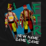 【取り寄せ】#FTR New Name, Same Game Tシャツ
