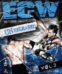 ECW Unreleased Vol.3 ブルーレイ