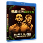 【20% OFF】GCW Red Means Green DVD (3/17/18)