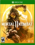 【取り寄せ】Mortal Kombat 11 Xbox One 北米版