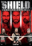WWE ザ・シールド Justise For All DVD