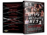 GFW ガール・ファイト・レスリング Death Becomes Her 2 DVD