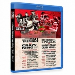 GCW/DTU ED Tour 2017: Day 3 & 4 DVD