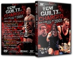 ECW Guilty As Charged 2001 DVD