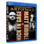 GCW Art of War DVD (7/29/17)