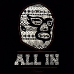 ALL IN x HAOMING Tシャツ (M)