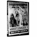【取り寄せ】AIW WrestleRager 3: Now That's Class War DVD