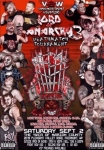VOW Lord of Anarchy 3 DVD (9/2/17)
