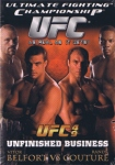 【70% OFF】UFC 49 Unfinished Business DVD