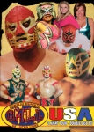 【取り寄せ】CMLL USA 2 Night Tour DVD