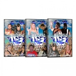 AIW Wrestle Rager 2014 Night 1-3 DVD