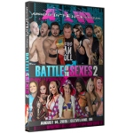 【25% OFF】AIW Battle of the Sexes 2 DVD (8/14/15)