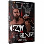 【取り寄せ】CZW vs. wXw DVD (8/10/19)
