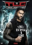 WWE TLC 2020 DVD