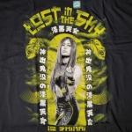 NXT 紫雷イオ Lost In The Sky Tシャツ (XL)