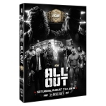 AEW All Out オール・アウト 2019 DVD